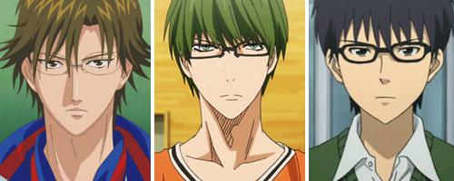 Eyeglasses Is Equal To Cool Anime Character Anifreakjoe